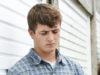 teenage boy, worried