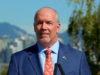 Premier John Horgan, Vancouver, September 3 2020