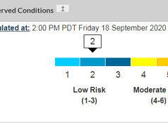 air quality, Victoria