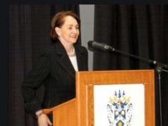 Aline Chretien, Chancellor, Laurentian University