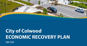 Colwood, economic recovery plan, 2020