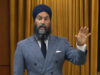 Jagmeet Singh, NDP Leader, September 29 2020