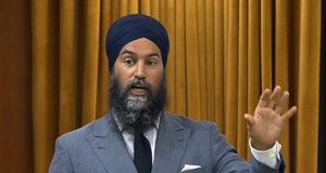Jagmeet Singh, NDP Leader, September 29 2020