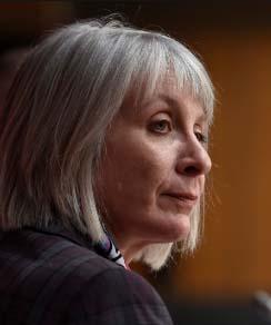 Health Minister Patty Hajdu