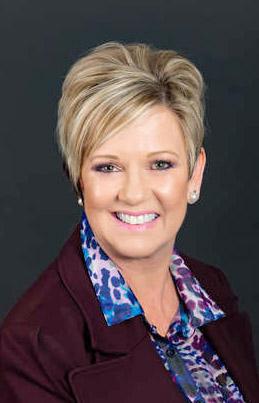 Sandi-Jo Ayers, President, Victoria Real Estate Board