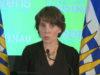 BC Greens leader, Sonia Furstenau, October 24, 2020