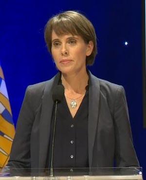 Sonia Furstenau, October 13 2020