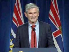Andrew Wilkinson, BC Liberal Leader, October 26, 2020