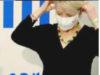 Dr Bonnie Henry, mask