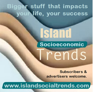 Island Social Trends, subscribers & advertisers welcome