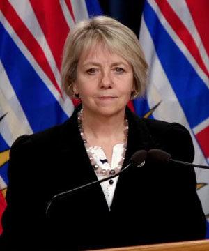 Dr Bonnie Henry, October 26 2020