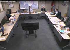 SD62 board meeting, October 27 2020
