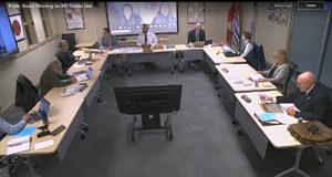 SD62 board meeting, October 27 2020
