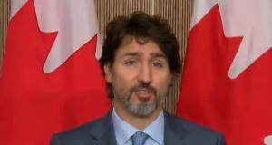 Prime Minister Justin Trudeau, October 20, 2020