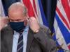 Premier John Horgan, mask, November 18 2020