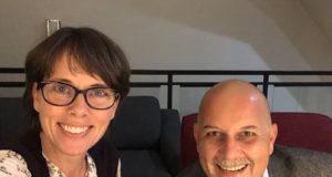Sonia Furstenau, Adam Olsen, 2020