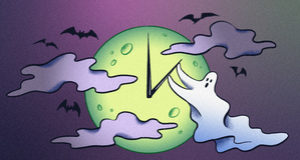 daylight savings time, clock back one hour