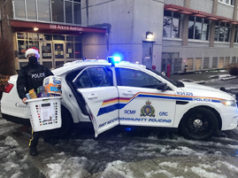 west shore RCMP, holiday cheer 2020