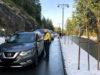 road check, West Shore RCMP, Bear Mountain