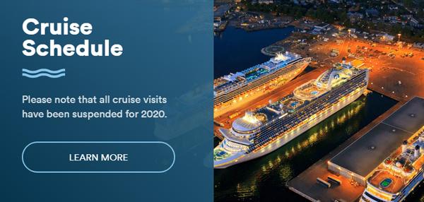 no cruises 2020