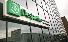 Desjardins, head office