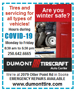 Dumont Tirecraft, winter tires
