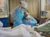 nurses, bedside, ICU, COVID