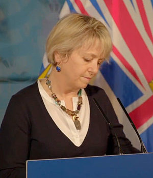 Dr Bonnie Henry, December 14 2020