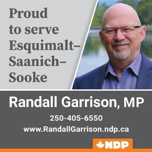 Randall Garrison, MP