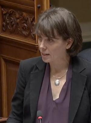 BC Green party leader, Sonia Furstenau