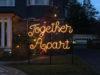 Together Apart, Christmas lights
