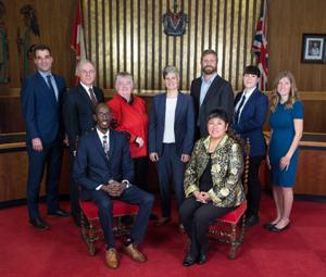 Victoria city council, 2018