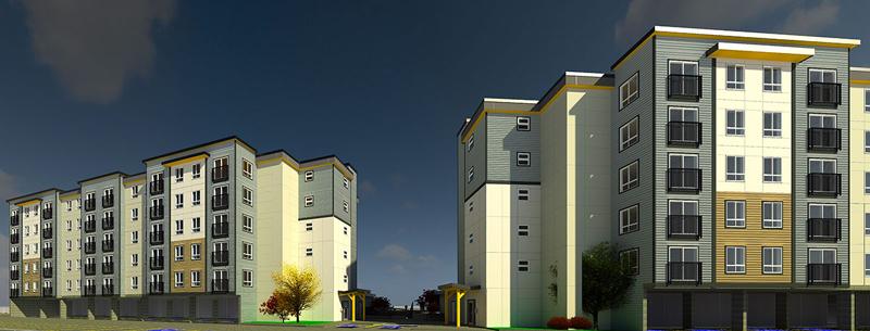 west park lane, affordable housing, view royal