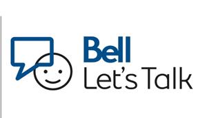 Bell Let's Talk, logo