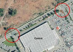 Costco, McCallum Road, Langford