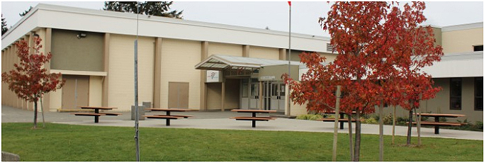 Dunsmuir Middle School, Colwood, SD62