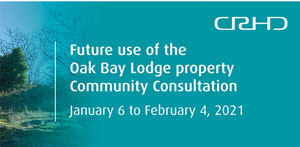 Oak Bay Lodge, consultation