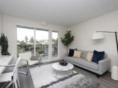 Oak Park, suite, living room, Langford