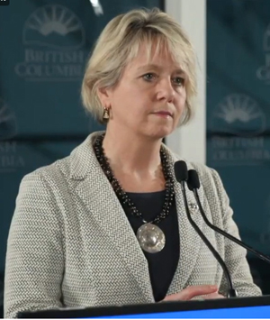Dr Bonnie Henry, December 31 2020
