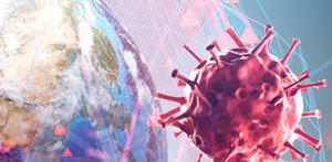 pandemic, globe, virus