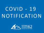 COVID notification, SD62