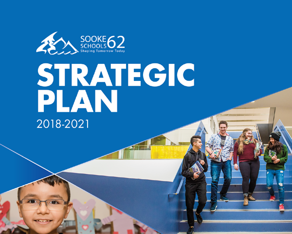 SD62 strategic plan, 2018-2021