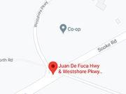 Sooke Road, Highway 14, West Shore Parkway
