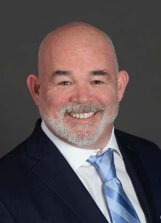 David Langlois, president, VREB
