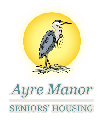 Ayre Manor, logo