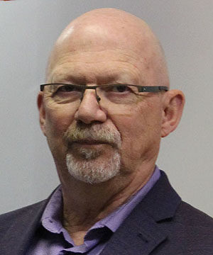 Randall Garrison, MP, Sept 2019