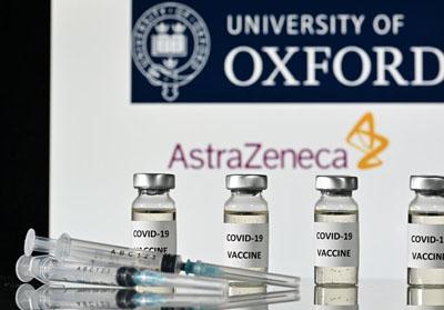 AstraZEneca, University of Oxford, vaccines