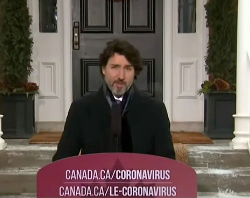 Prime Minister Justin Trudeau, February 2 2021