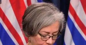 Jennifer Whiteside, Minister of Education, February 4 2021