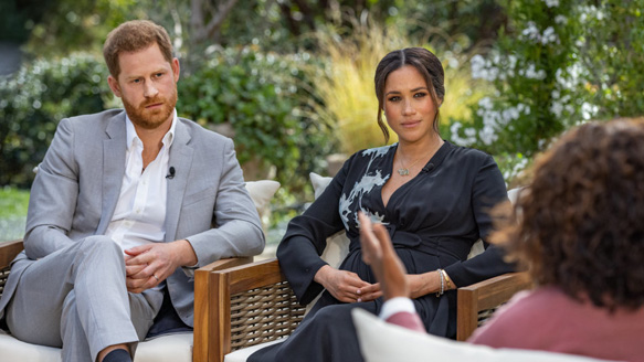Prince Harry, Megan Markle, Duke & Duchess of Sussex
